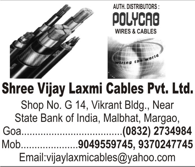 Shree Cement Ltd Mail : Description polycabe wires and cables address shop no g